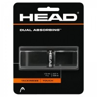 Cushion Grip Head Dual Absorbing Preto