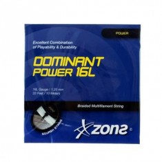 Corda Zons Dominant Power 16 Branco - SET INDIVIDUAL