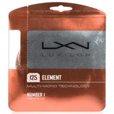 Corda Luxilon Element 16L 1.25mm - Set Individual